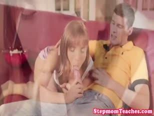 الجبهة المذهلة يتلقى الفجوة مع stepteen