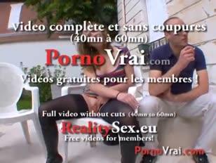 Ophelie est une enragee du sexe super exhib french amateur